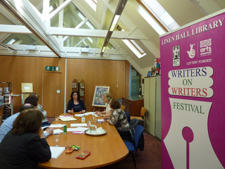 Writers on Writers Festival 2016