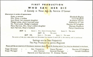 Original programme (1956)