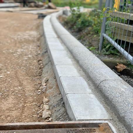 Brückenbau Wollbach 2020