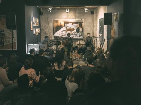Filous Secret Concert