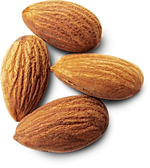 BarADay Hearty Bite Superfood Energy Bars, best healthy snacks in India - Almond Badam