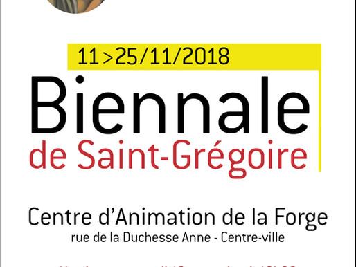 Exhibition at saint gregoire
