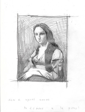 Copy after Corot