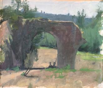 An old bridge in itay