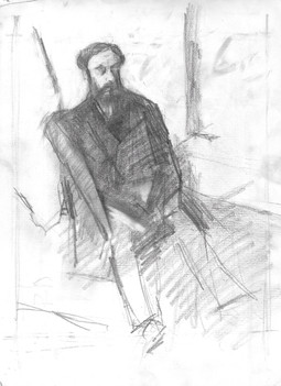 Copy after Degas