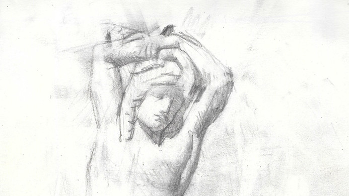 a sculpture from the louvre
