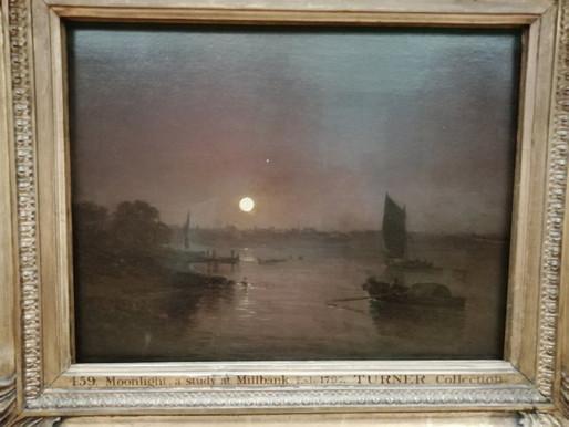Turner at the Tate Brittan