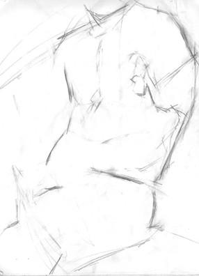 Greek torso.