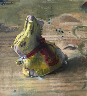 Last years easter bunny