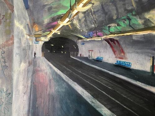 Crimée metro Station