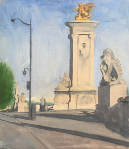 Alexander the 3rd bridge,Paris