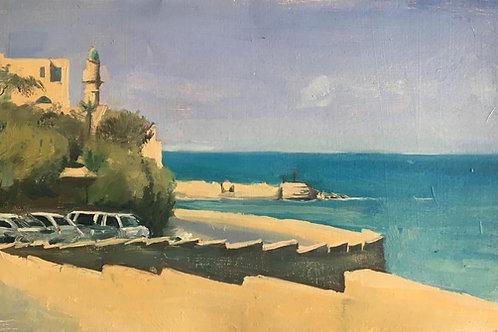 Midday in Jaffa