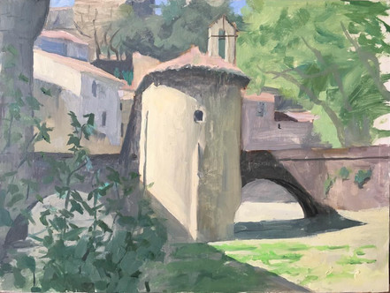 A small town in provence