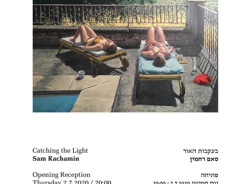 Catching the light, Exhibition at Rothschild Fine art