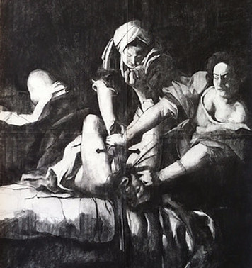 """-""""As long as I live I will have control over my being-"""" artemisia gentileschi"""