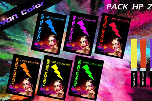 PACK HOLI PARTY 200