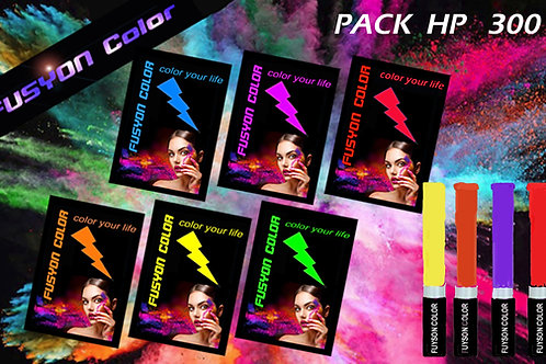 PACK HOLI PARTY 300