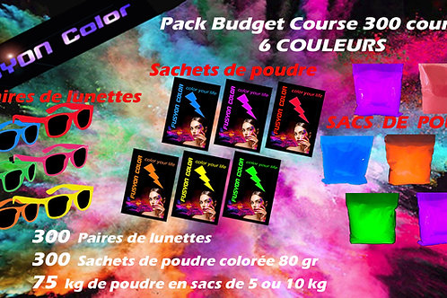 Pack budget 300