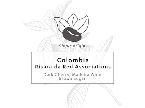 Colombia Risaralda Red Associations