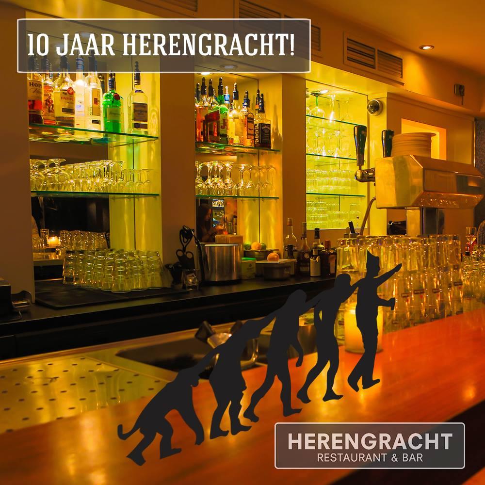 10 Jaar Herengracht