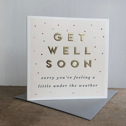 Megan Claire - Get Well Soon