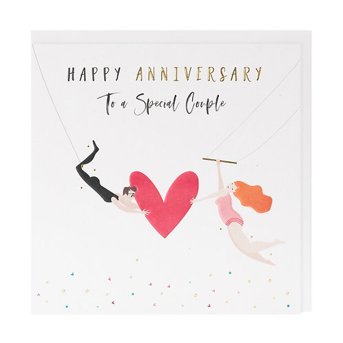 Belly Button Cards -Anniversary