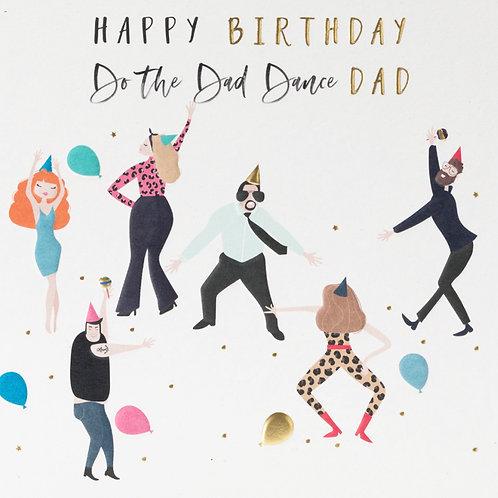 Belly Button Design -Dad Birthday
