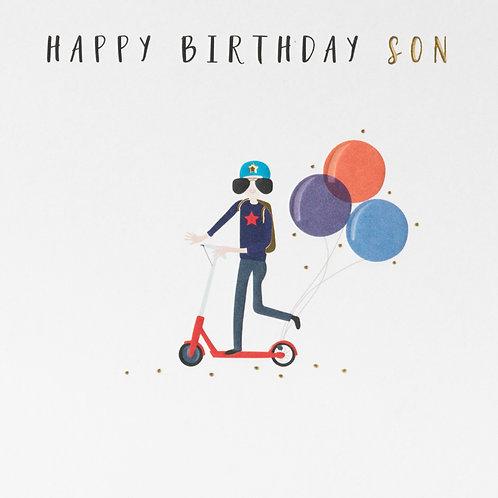 Belly Button Design -Son Birthday