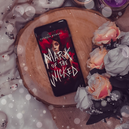 Mark of the Wicked - Georgia Bowers (BLOG TOUR)