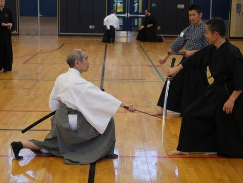 Iaido Seminar 2016