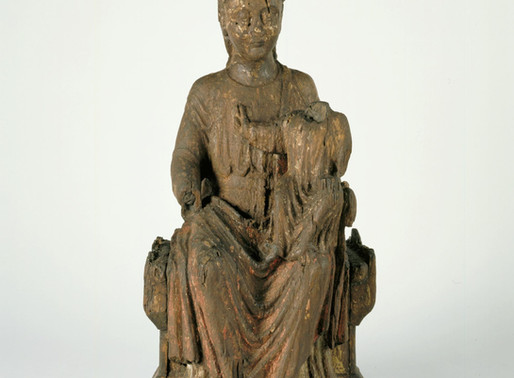 DID THE STATUE OF OUR LADY OF WALSINGHAM ESCAPE BURNING?