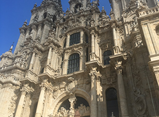 The Road to Compostela: Marian Shrines in Northern Spain