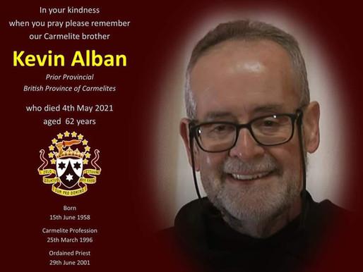 Fr Kevin Alban O.Carm