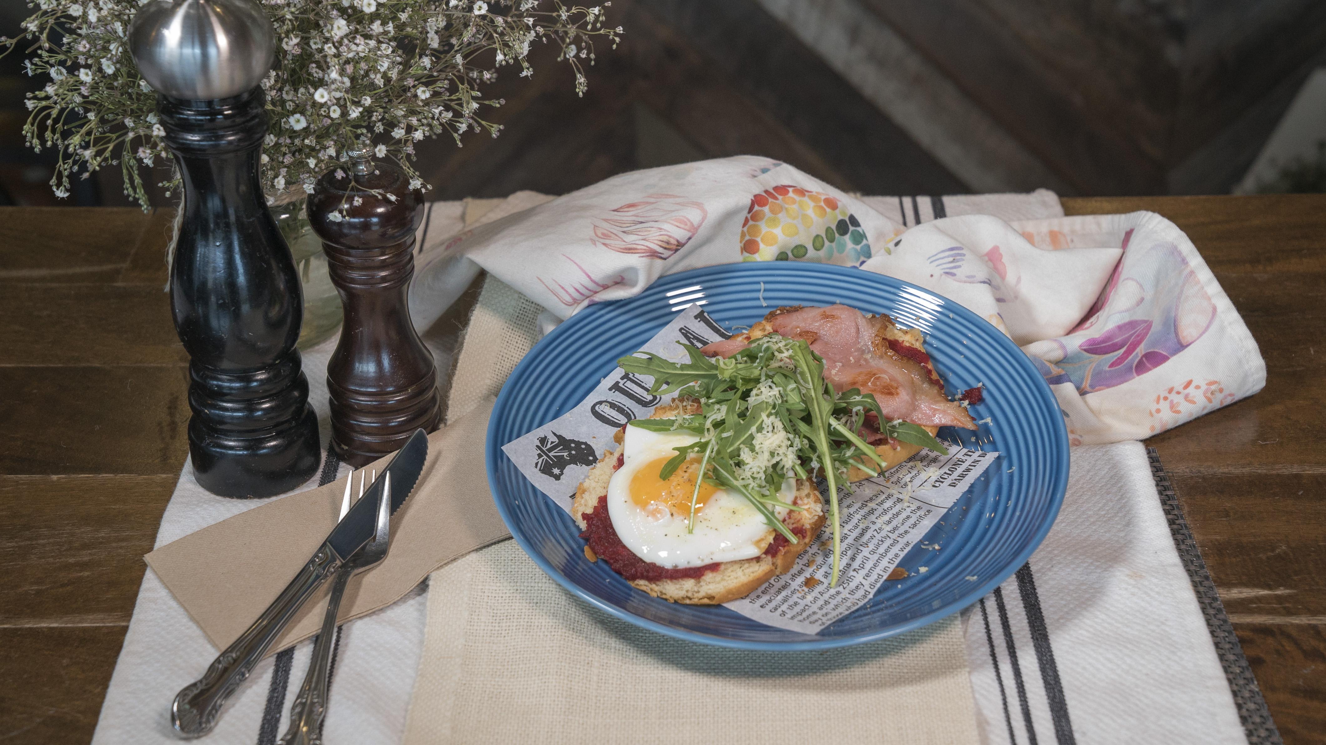 Bacon & Egg
