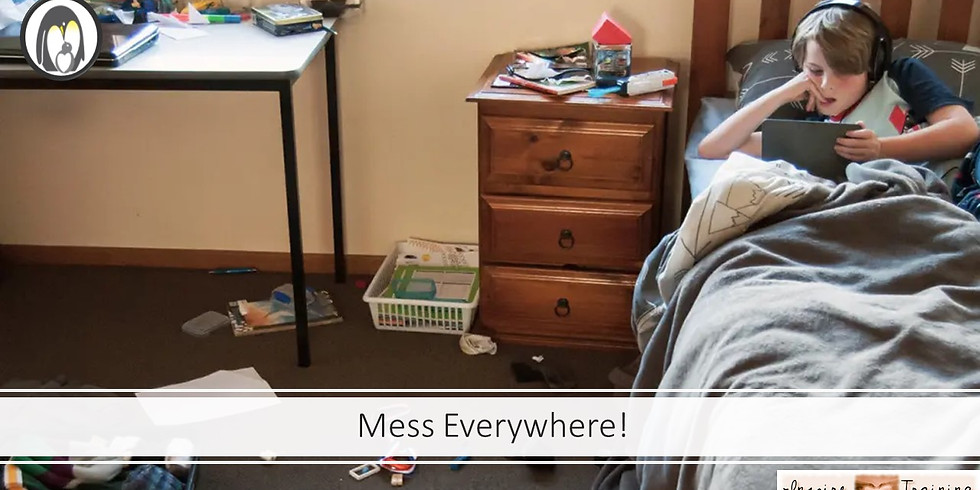 Mess Everywhere!
