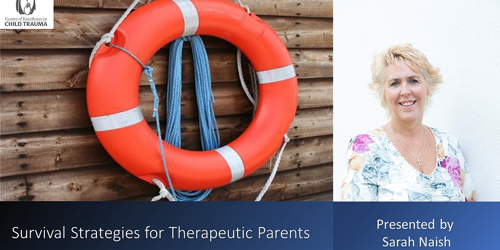 Survival Strategies for Therapeutic Parents