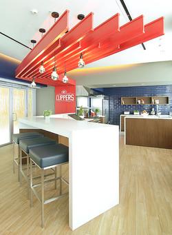 LA Clippers Lounge