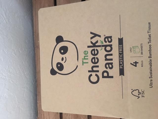 Cheeky Panda TP