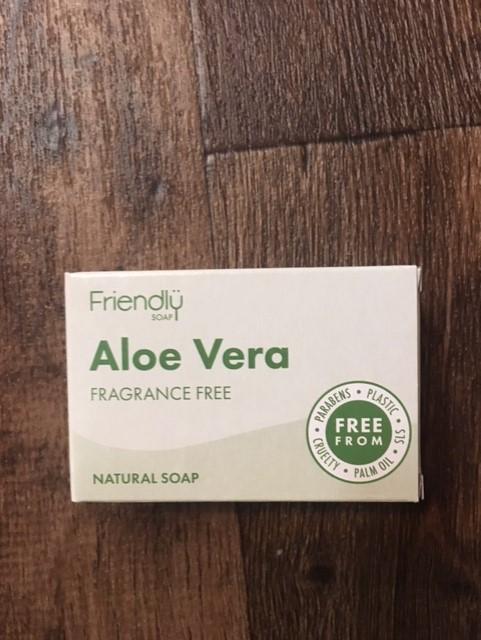 Soap Aloe Vera