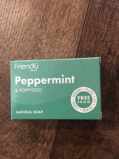 Soap Peppermint