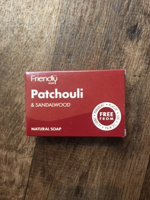 Soap Patchouli