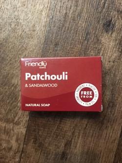 Soap Patchouli