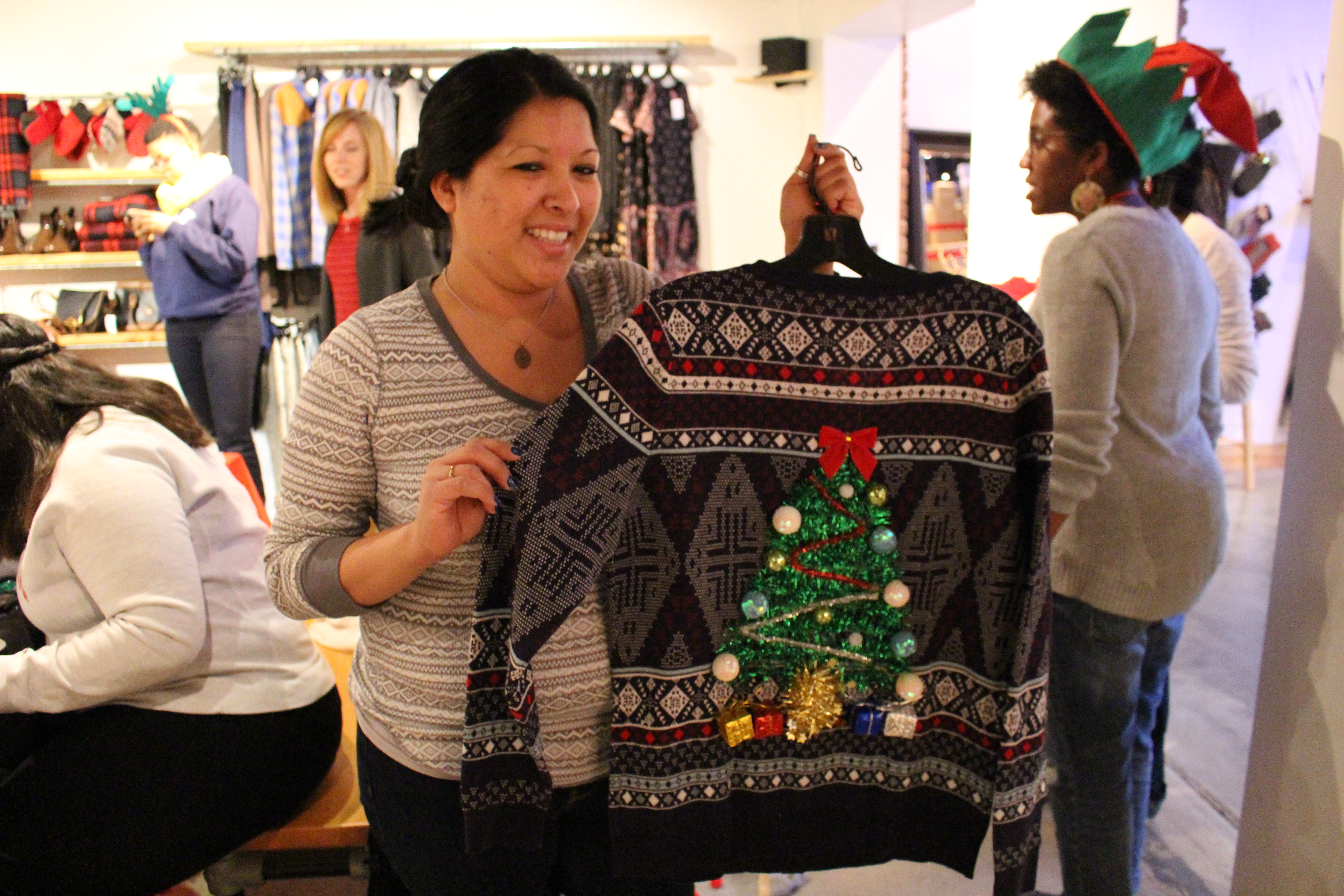 Ugly Sweater DIY Workshop