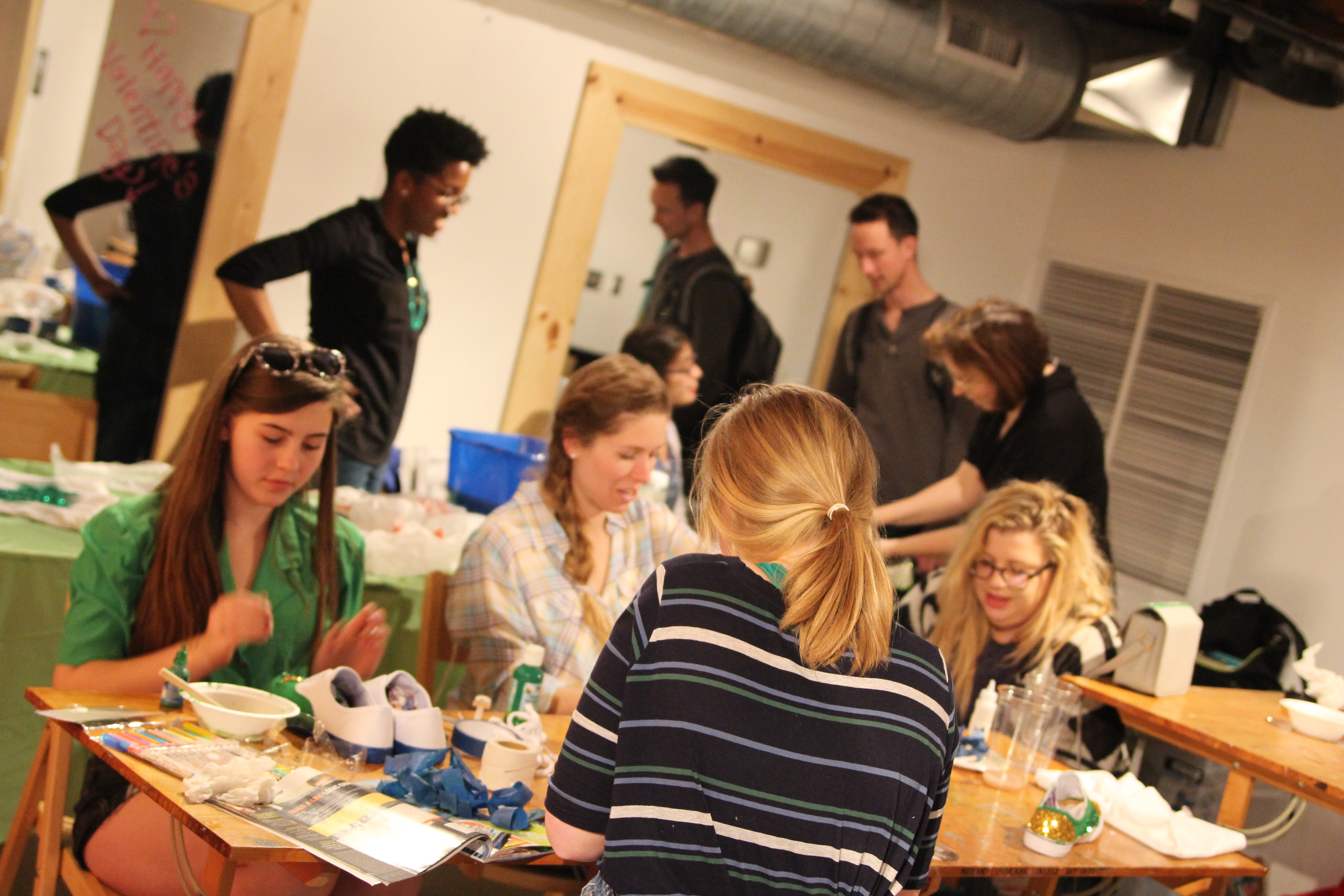 ST. PATTY'S DAY WORKSHOP