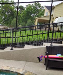 Pool Fence 1a