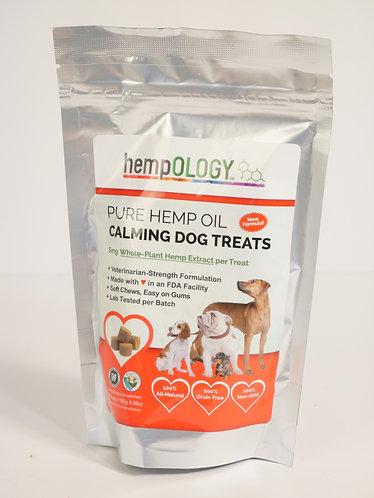 Hempology Calming Hemp Oil Dog Treats