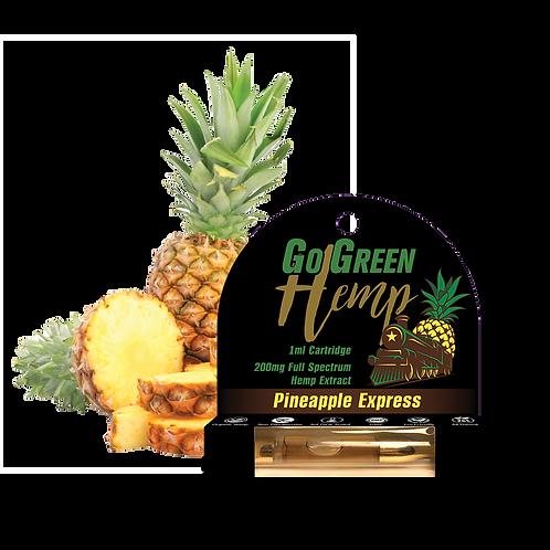 Go Green Hemp CBD Vape Cartridges