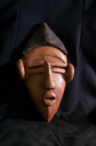 Maschera a punta