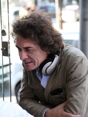 """Piero Bontempo (ospite) alla presentazione """"La casa di cartone"""" di Roberto Moliterni"""
