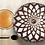 kawa Ethiopia Deluxe w filiżance i ciasto kawowe